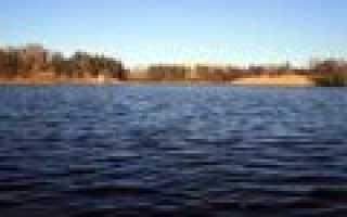 Рыбалка в озерках