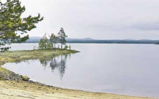 Гирвас озеро рыбалка