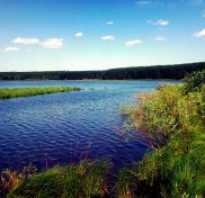 Билимбаевский пруд